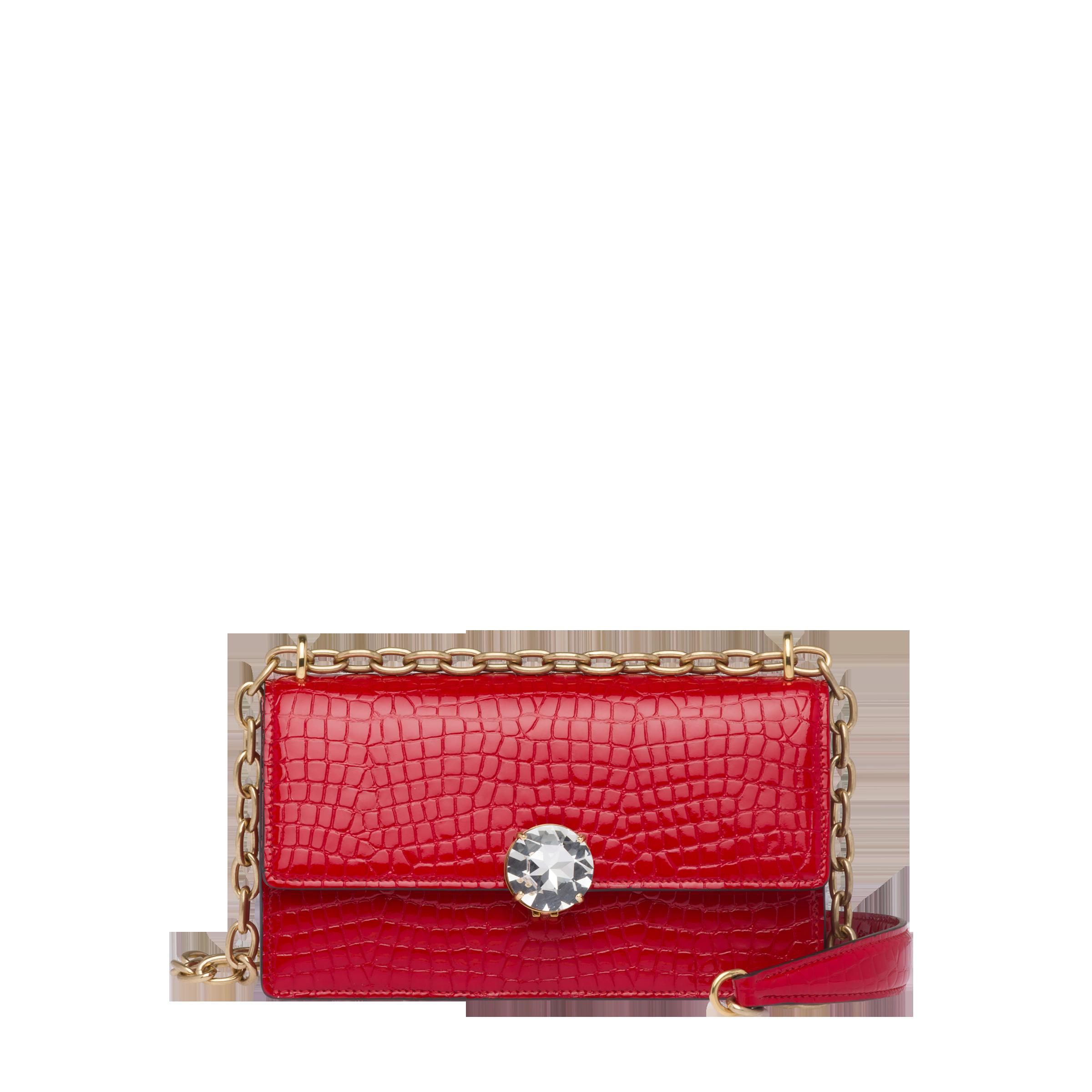Miu Solitaire patent leather bag  d2d0b5d424c0b