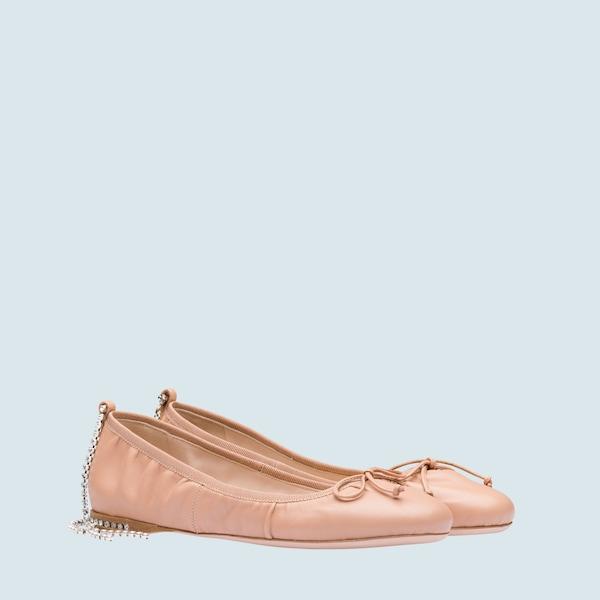 Ballerinas for women | MIU MIU