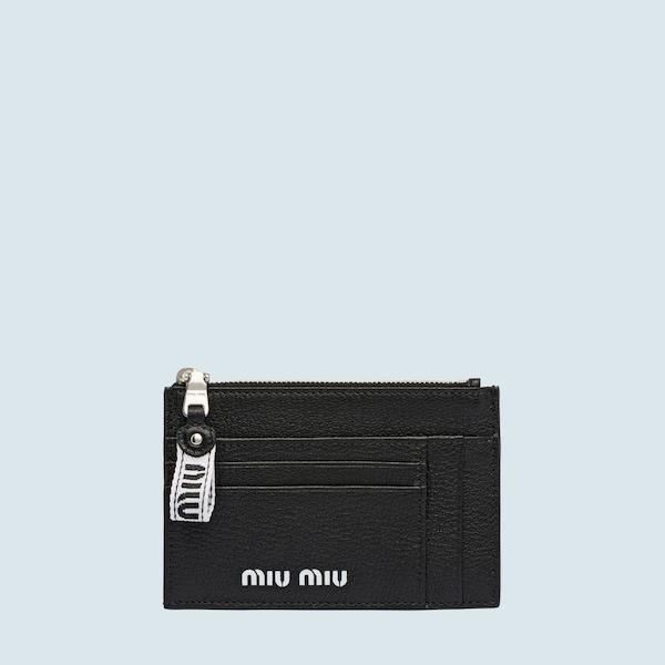 9c47352ab23a Accessories Wallets And Small Accessories Miu Miu