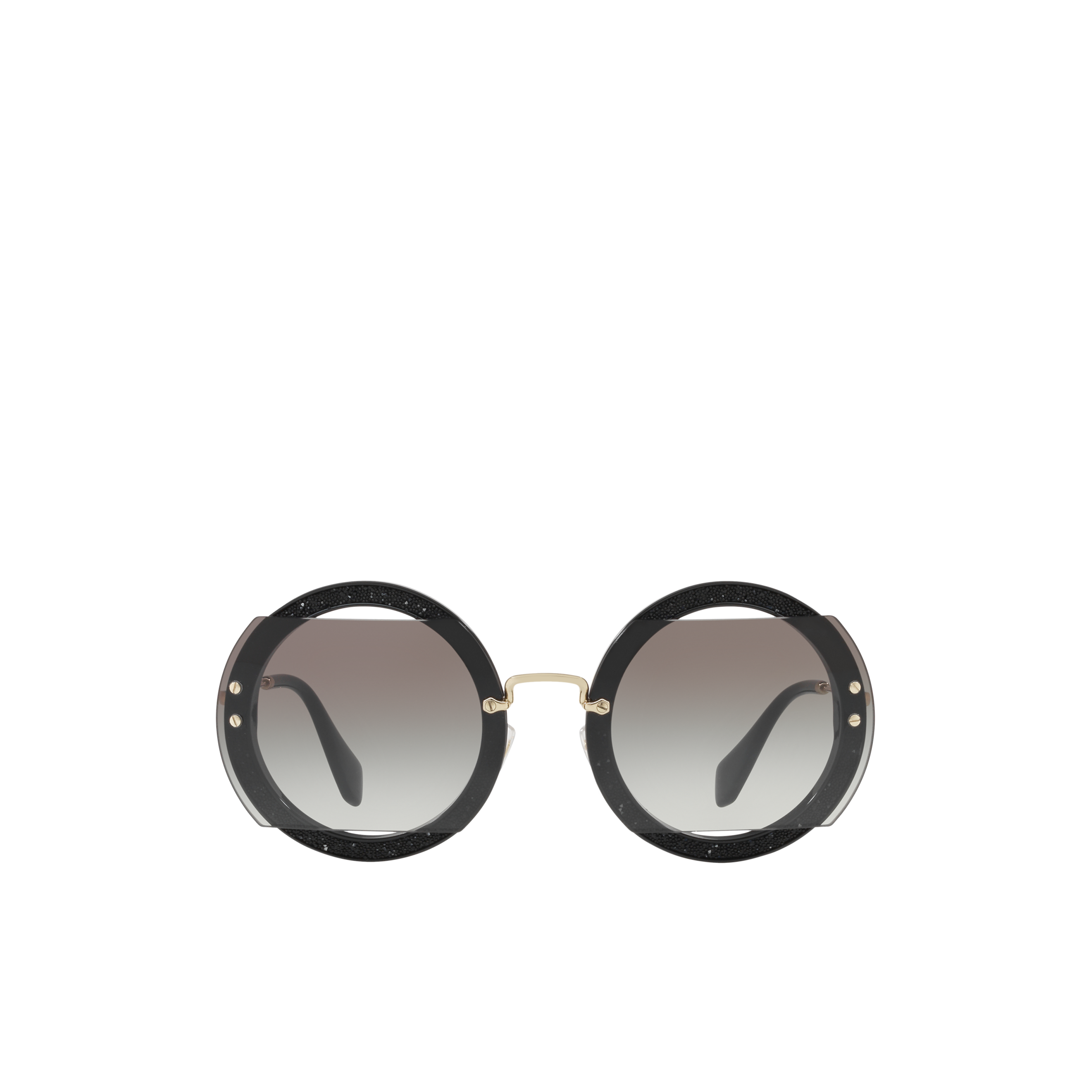 d5d992a9872 Find in store. Your item. Miu Miu Reveal glitter eyewear